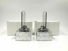 2x New OEM 13-17 Cadillac ATS HID Xenon Philips D3S Headlight Bulb