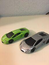 Hot Wheels Lamborghini Aventador Lp-700 Lot 2 Loose