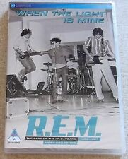 REM R.E.M. When the Light is Mine The Best of IRS Years SOUTH AFRICA CatDVERE066