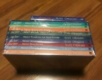 Suze Orman 9 Volume Set & 2 CD Brand New Personal Finance Educational Sealed