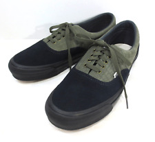 Vans WTAPS x Era LX' Navy Croc' Mens Sneakers Black/Navy Croc VN0A3CXNU9U Sz12