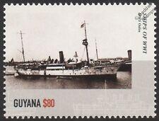 HMS ODIN (1901) Espiegle-Class Sloop WWI Royal Navy Warship Stamp