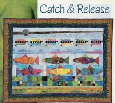Catch & Release Quilt Pattern Pieced/Paper Pieced EW