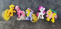 "5 G4 My Little Pony MLP Blind Bag  1"" Inch Rare Horse Bundle Mini Ponies Unicorn"