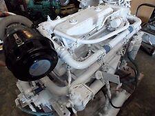 Detroit Diesel 471TI 350 HP J&T Series Marine Diesel with Twin Disc MG-506 2:1