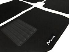 Set 4 pezzi tappeti su misura in moquette Lancia Musa