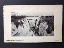 Vintage Real Photo Postcard #TP943: Newgate Gap, Cliftonville: Posted 1913