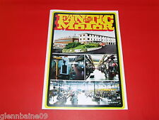 WOW! Vintage & Rare FANTIC MOTOR BRONCCO MINIBIKE SALES CATALOG 12 COLOR PAGES