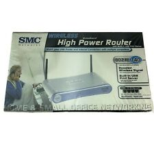 SMC Networks Wireless High Power Router SMC2804WBRP-G