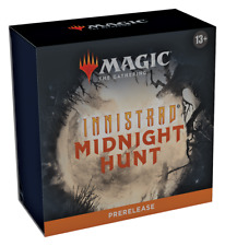 More details for magic: the gathering mtg innistrad midnight hunt prerelease kit (new, sealed)