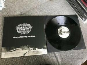 CARPATHIAN FOREST -  BLACK SHINING LEATHER   LP VINYL  BLACK METAL