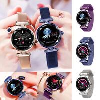 Men Smart Watch Fashion Women Heart Rate Monitor Fitness Tracker Smartwatch