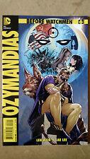 BEFORE WATCHMEN OZYMANDIAS #6 RYAN SOOK VARIANT 1ST PRINT DC COMICS (2013)