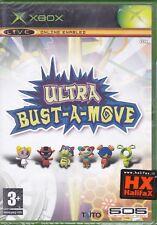 Xbox **ULTRA BUST A MOVE** nuovo sigillato