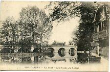 CARTE POSTALE / LE LOIRET / OLIVET LE PONT LES BORDS DU LOIRET