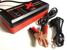 Xtreme Charger, ALL 12V Batteries Marine, Boat, Trolling motor, Pulse, Desulfate