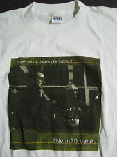 MONKEES Peter Tork & James Lee Stanley L T-shirt NEVER WORN, NEVER WASHED