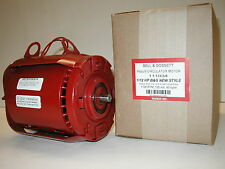 Bell & Gossett 1/12 HP Circulator Motor Series 100, 111034 and 106189
