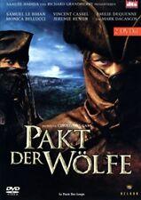 Pacte des loups de Christophe Oie avec Vincent Cassel, Monica Bellucci, Mark DAC