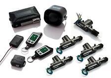2 vías FM A FM LCD Coche Alarma de Arranque Remoto del Motor Kit de cierre centralizado Microondas