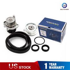 For Timing Belt Kit Water Pump Fit 98-06 Volkswa Golf Jetta Beetle 2.0L SOHC 8V