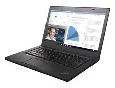 Lenovo ThinkPad T460 Intel I7-6600u 256gb SSD FHD Display 8 GB RAM