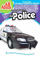 All About: The Police / Search & Rescue (DVD, 2007)  NEW
