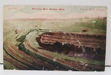 Mahoning Mine, Hibbing Minnesota Postcard c1909