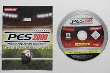 Jeu PES 2009 pro evolution soccer playstation 3 ps3 francais sport foot enfant