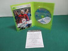 Xbox360 -- FIFA 10 WORLD CLASS SOCCER -- JAPAN. GAME. Work. 54493