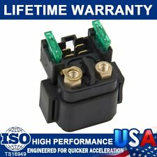 Starter Relay Solenoid Switch Fit Yamaha Grizzly YXR 660 Rhino 2004 2005-2008 US