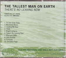the tallest man on earth there's no leaving now cd limited edition