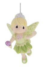 DISNEY PARKS PRECIOUS MOMENTS ORNAMENT TINKER BELL TINK NEW IN BOX