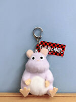 New Studio Ghibli Spirited Away Bounezumi Mouse Funwari Soft Plush Toy Keyring