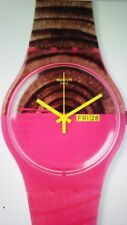 Swatch WOODKID Unisex Watch SUOP703 new in box , fast dispatch
