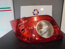 03-06 RENAULT MEGANE CONVERTIBLE N/S PASSENGERS SIDE REAR LIGHT 8200142688
