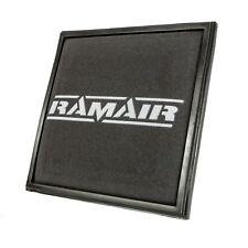 RAMAIR Foam Panel Air Filter for Vauxhall Opel Zafira 1.8 (2011-15) 115 / 140 Hp