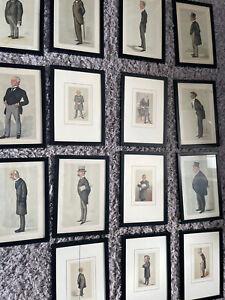 Colletion Of 15 Vanity Fair Spy Prints