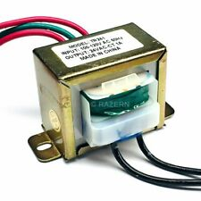 NEW Philmore 120VAC to 24VAC 1000mA 1A Center Tap Power Transformer 12V-0-12V