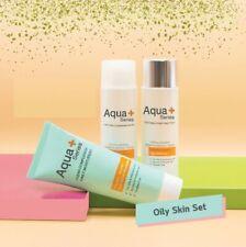 Aqua+ Series Oily Skin Set Gently refining thoroughly remove Anti multi-Acne Pro
