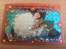 Card Dragon Ball Z Dbz Pp Card Part 6 #212 Prism Amada 1990 Made in Japan