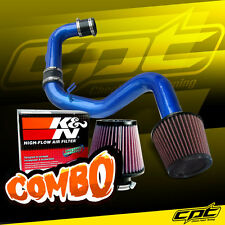 06-09 VW Golf GTI Turbo 2.0T 2.0L Blue Cold Air Intake + K&N Air Filter