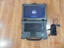 Dell E6420 XFR Rugged i5-2520M 12GB RAM 128GB-SSD DVD Windows 10 Pro