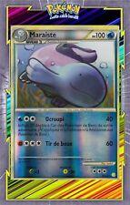 Maraiste Reverse - HS01:HeartGold SoulSilver-9/123-Carte Pokemon Neuve Française