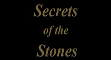 Ancient American Mysteries - Secrets of The Stones on Plain DVD-R
