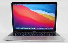 "NICE 12"" Apple MacBook Retina 2017 1.2GHz Core M3 8GB RAM 256GB SSD + WNTY!"