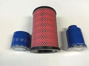 Filter Kit Nissan NAVARA D22 2.5L TDIESEL YD25 Oil Z89 Air A1495 229 Fuel Z332