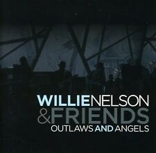 Outlaws & Angels - Willie Nelson (2004, CD NIEUW)
