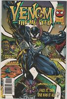 Venom The Hunted (1996) #2 Marvel Comics Spider-Man Symbiotes