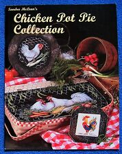 Chicken Pot Pie Collection 1 Painting Pattern Book Sandra McLean Animals -Unused